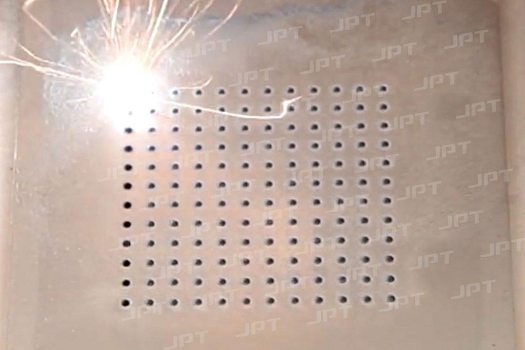 Laser Drilling Application