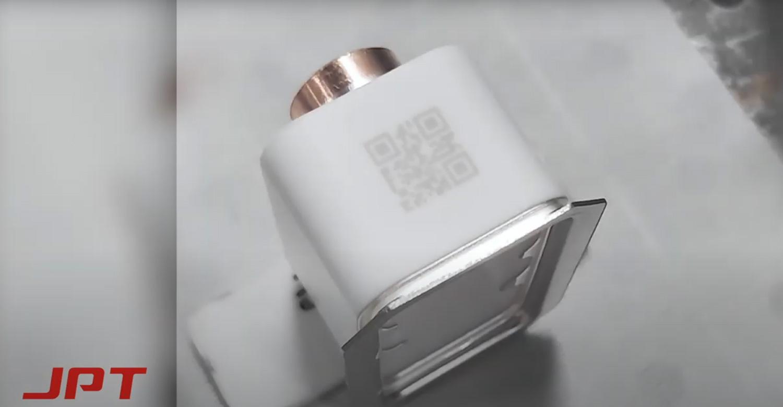 Laser Marking Technology for Ceramic